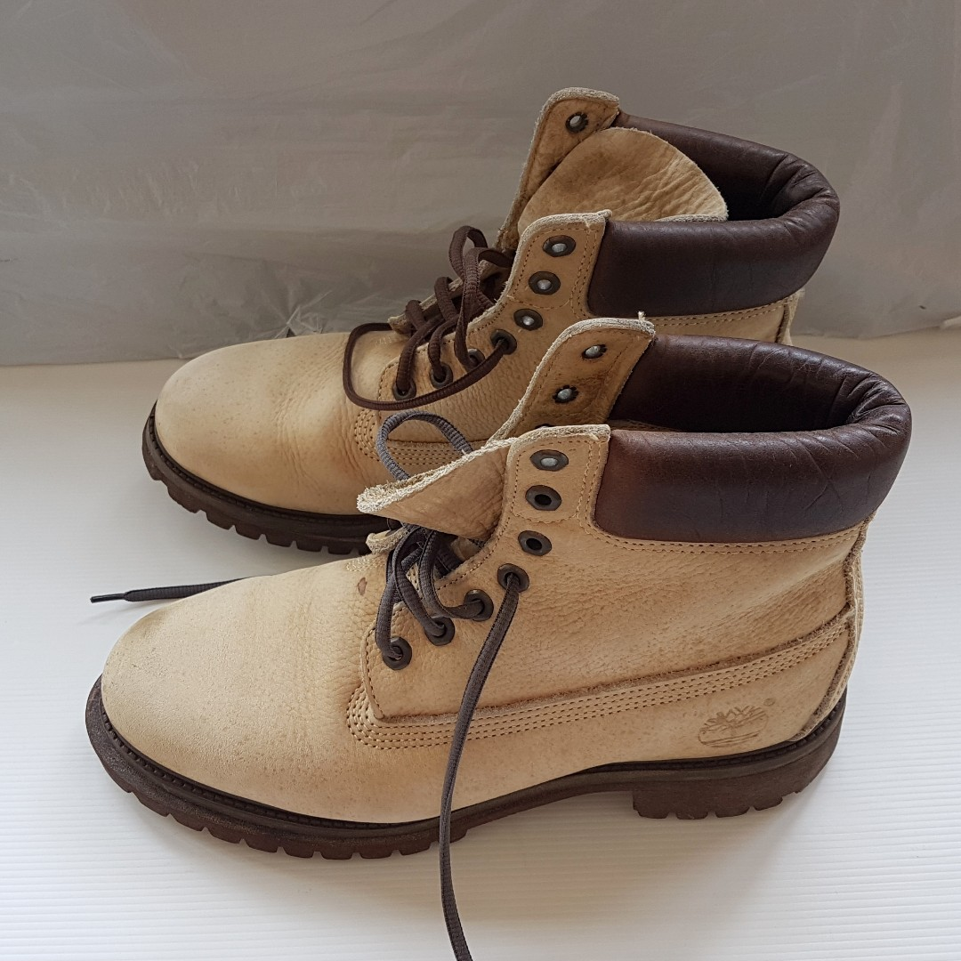 dd8a0ad68ce Retro Old Boots, Vintage Pair of Timberland Shoes, Rare Men Timberland  Designer Boots, Original, Made in USA, Authentic, Size 9, Genuine Leather,  ...