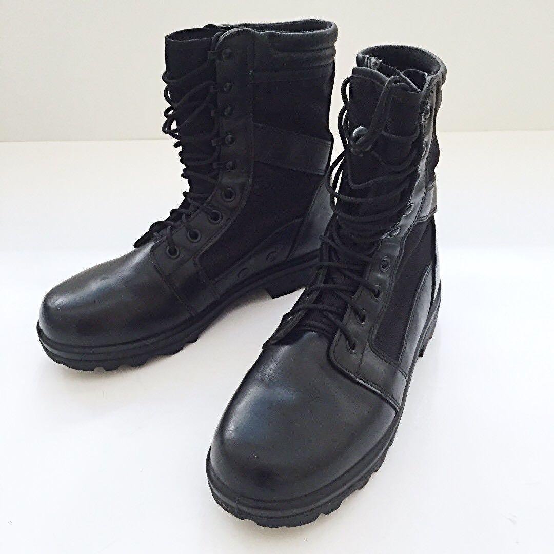 f3667d83e22 SAF Frontier Combat Boots US 10.5 Excellent Condition