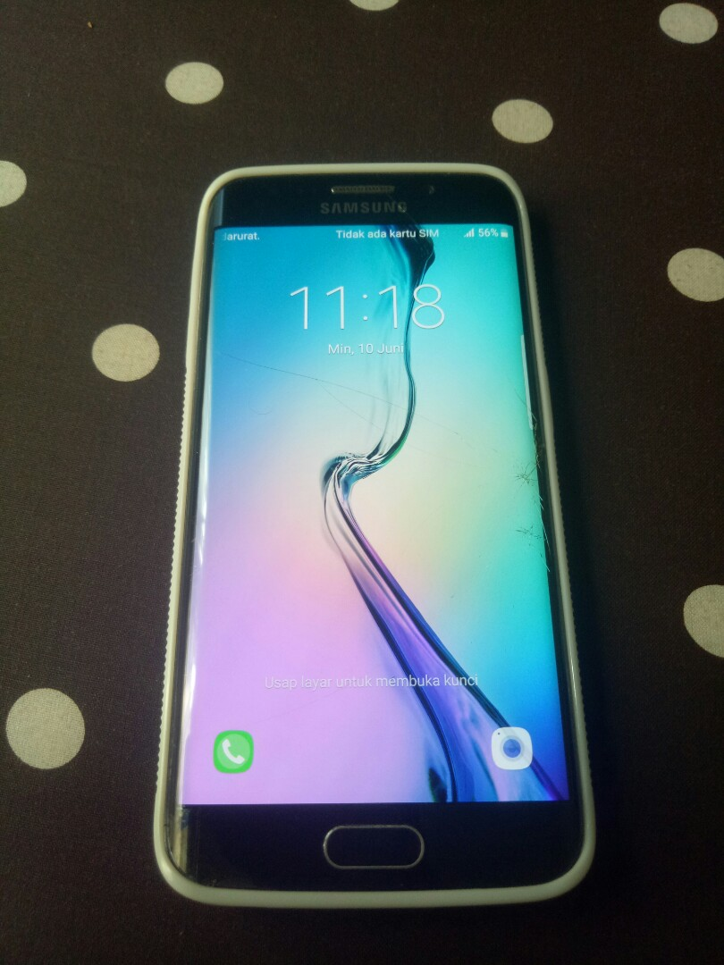 Samsung Galaxy S6 Edge Mobile Phones Tablets Android On Carousell