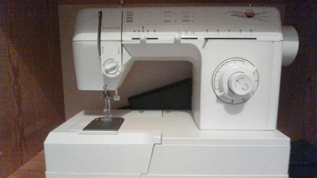 Sewing machine (electronic)
