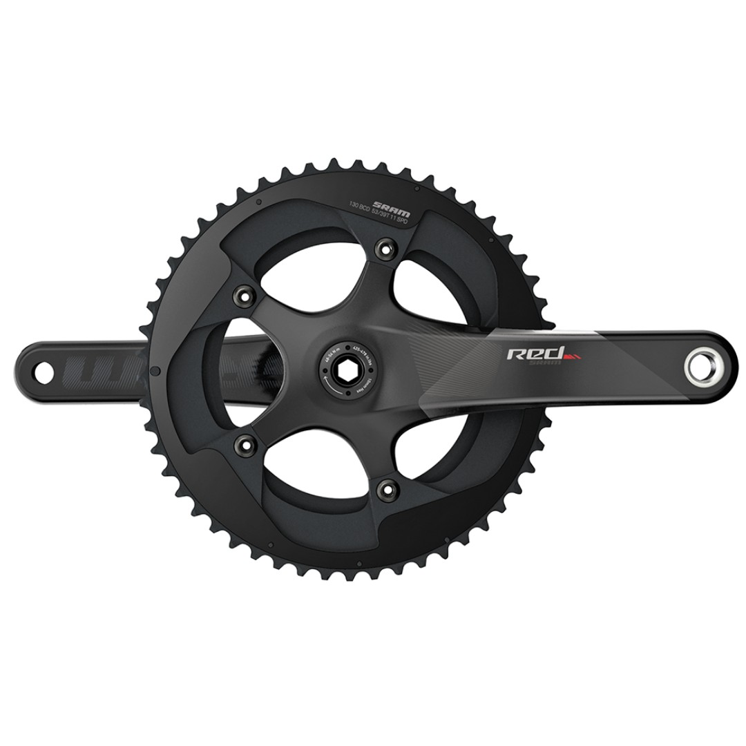 SRAM Red Cranks Only (No Chainrings) 110BCD/ Length 172.5mm/ GXP