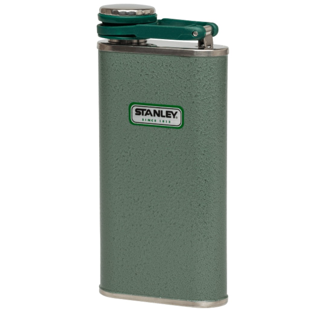 Stanley Classic Wide Mouth Flask Green Colour 8oz (236ml) STL10-00837-047