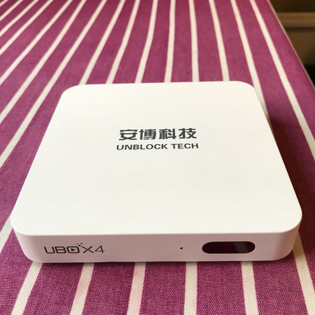 Unblock Tech UBox Gen 4, Electronics, Others on Carousell