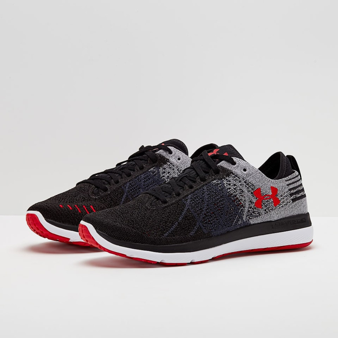 new product 26cd3 68b95 Under Armour Threadborne Fortis 3 Running Shoes, Sports ...
