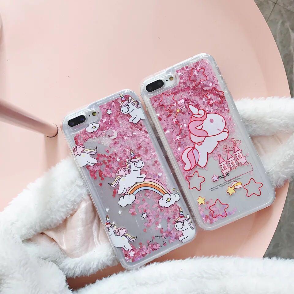 Iphone 6/6s Unicorn case on Carousell