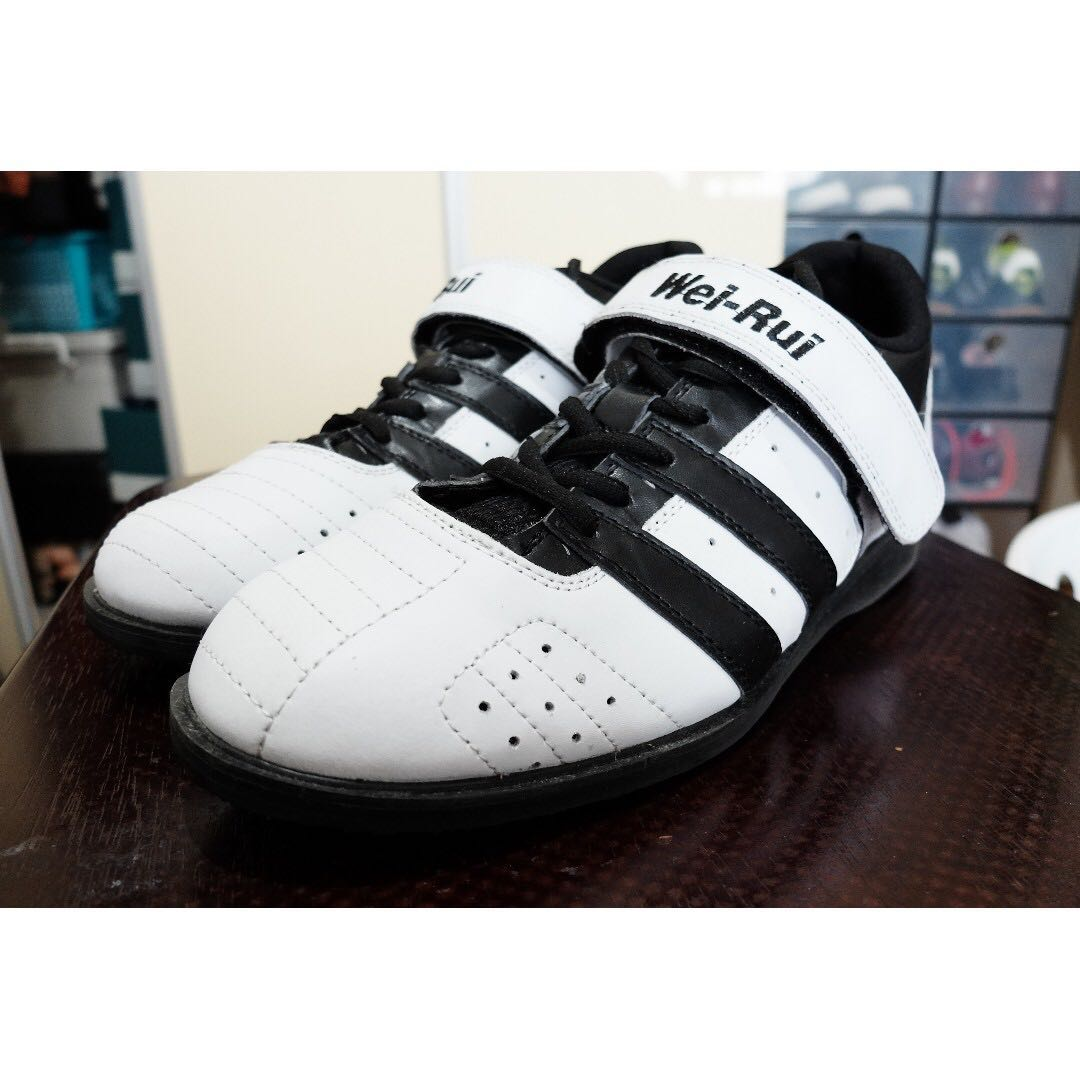 f2bc5adc69b9 Wei Rui Warrior Olympic Weightlifting Shoes
