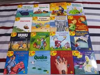 Buku cerita anak cerpen anak inggris pixi books