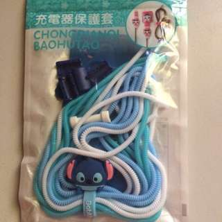 CPTS6 Character Cord Protector Set for Iphone