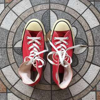 Converse Red Chuck Taylor All Stars 70s Sneakers