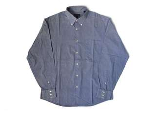 Ben Sherman Gingham L/Shirt