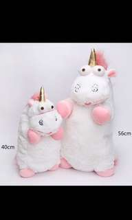 unicorn plushie doll // boneka unicorn