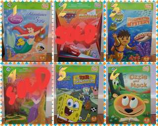 Leap and Tag Books