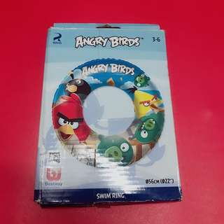 Angry bird 水泡
