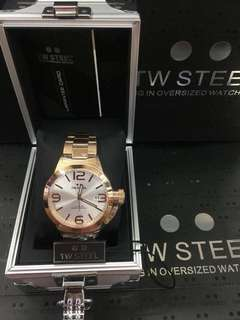 Authentic TW Steel mens watches