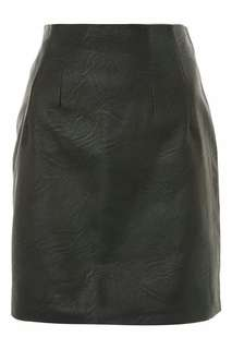 BNWT VEGAN LEATHER SKIRT