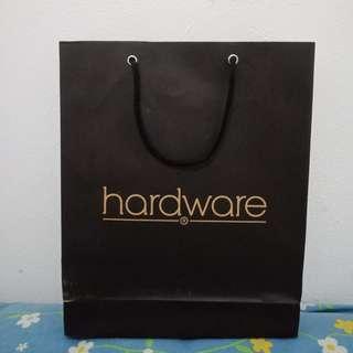 Paperbag hardware