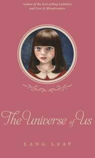 The Universe of Us - Lang Leav