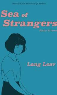 Sea of Strangers - Lang Leave Poetry Books