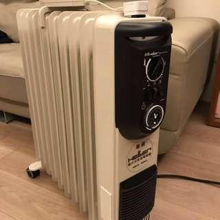 嘉儀十葉片電暖器(KE-210TF)