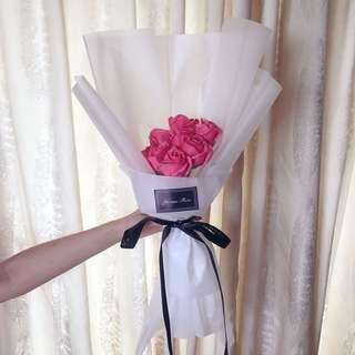 8 Soap Flower Boutique