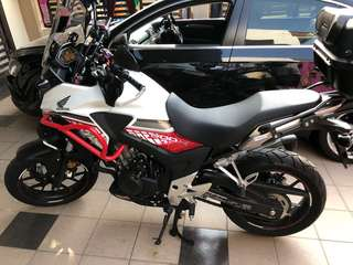 Honda CB 500X ABS 2017 for sale