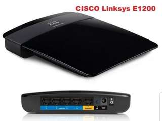Cisco Linksys Wireless Router