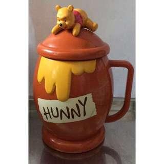 Winnie the Pooh 茶杯(東京迪士尼)