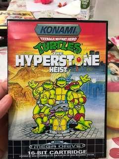Ninja turtles the hyperstone