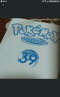 Pokemon adventures 39  Comics cartoon  Free postage in singapore