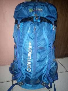 Carrir / tas gunung 50L Up 60L