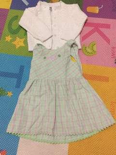 Cute dress take all