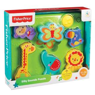 Brand new in box Fisher Price Silly Sounds