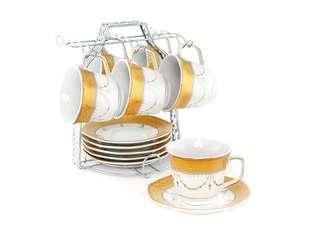 Set tea glass vicenza