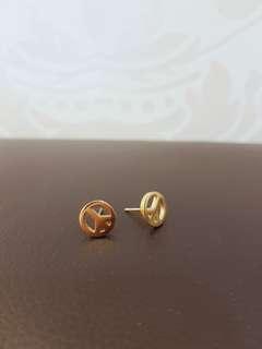 和平—耳環