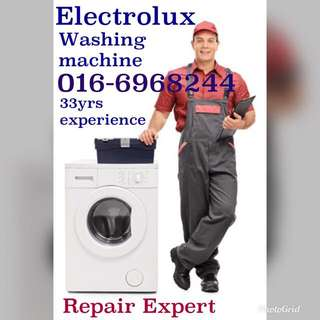 Electrolux washer dryer cooker hub repairs
