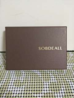 🚚 SOBDEALL 紙盒 禮盒  空盒 盒子