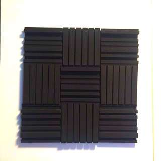 High Quality Acoustic Foams for soundproofing