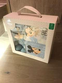 Disney Baby Gift Set/迪士尼BB禮盒套裝/初生嬰兒禮盒