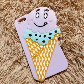 Ice cream Phone case from miniso for 6+/6s+