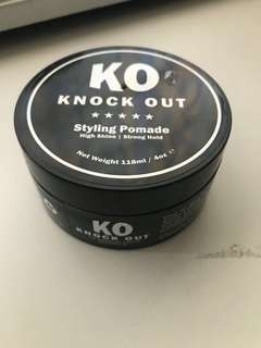 KO Best Selling Hair Wax and Pomade