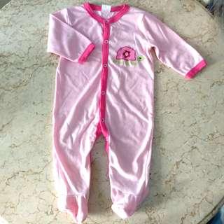 #SERBADUALIMA Sleepsuits bayi
