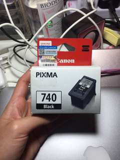 PG-740  cannon printer 墨水