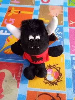 (BNEW) Bull Stuffed Toy