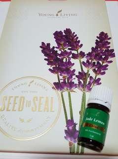 Young Living Jade Lemon Essential Oil (RP: $23.68)