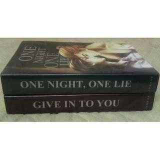 Wattpad Books for Sale: GOOD LIPS SERIES bundle by jonaxx