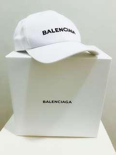 👱♂️👱♀️ Authentic BALENCIAGA Logo Cap, Unisex, Restock!!