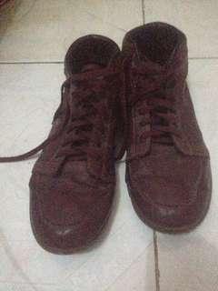 Sepatu piero marron
