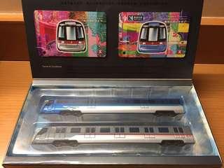 MTR 地鐵模型