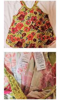 Floral top for Girls