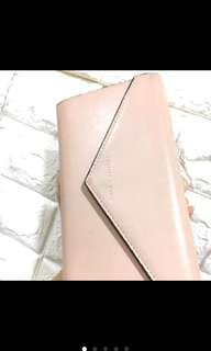 🚚 專櫃正品✨小CK✨信封長夾 粉色